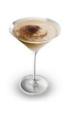 Baileys Pumpkin Spice Martini - The Baileys Pumpkin Spice Martini is a simple to make holiday cocktail, made from Baileys Irish Cream and pumpkin spice, and served in a chilled cocktail glass.
