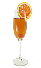 Brandy Sour - The Brandy Sour drink is made from Brandy, sugar and fresh lemon juice, and served in a chilled sour glass.