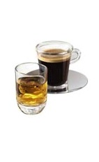 Espresso Grande - The Espresso Grande shot is made from Grand Marnier and Espresso, and served in a shot glass.