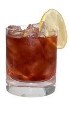 Gin Cassis - The Gin Cassis is made from Gin, Crème de Cassis and fresh lemon juice, and served in a chilled old-fashioned glass.