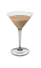 New Years Twist Cocktail - Looking for a great New Years drink recipe? This could be the one! The New Years Twist cocktail is made from vanilla vodka and Baileys Irish Cream, and served in a chilled cocktail glass.