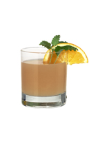 Boxer - The Boxer drink is made from scotch whiskey, dry vermouth and grapefruit juice, and served in an old-fashioned glass.