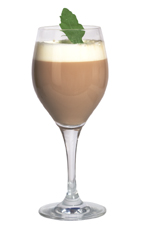 Cape Brendans Coffee - The Cape Brendans Coffee drink is made from brandy (aka KWV Cape), Irish cream (Saint Brendans or Baileys), hot coffee and whipped cream, and served in a wine or Irish coffee glass.
