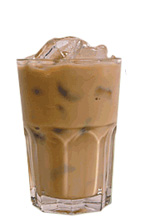 Dooleys Coke Float - The Dooleys Coke Float drink is made from Dooleys toffee liqueur and Coca-cola, and served in a highball or other large glass.