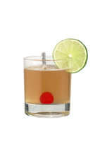 Tequila Sour - The Tequila Sour drink is made from golden tequila, lemon juice, sugar syrup and egg white, and served in an old-fashioned glass.