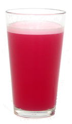 Despêrado™ - The Despêrado™ is made from Pêra™ Prickly Pear Syrup, Patrón® Silver Tequila and Frozen Minute Maid® Limeade, and served in a highball glass.