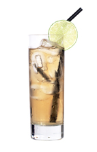 Einar - The Einar drink is made from vanilla vodka, cognac, lime juice and lemon-lime soda, and served in a highball glass.