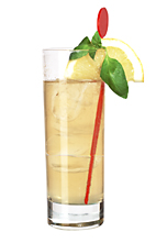 Lynchburg Lemon - The Lynchburg Lemonade drink is made from whiskey (Jack Daniel's), lemon juice and lemon-lime soda, and served in a highball glass.
