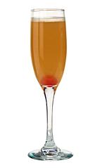 champagne orange juice