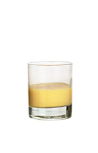 Grouse Egg - The Grouse Egg drink is made from whiskey and Advocaat egg liqueur, and served in an old-fashioned glass.