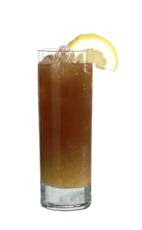 Sewer Water - The Sewer Water drink is made from vodka, Dr Pepper and orange juice, and served in a highball glass.