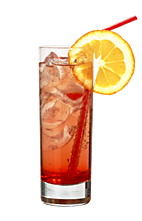 Shirley Temple - The classic Shirley Temple drink is made from ginger ale and grenadine, and served in a highball glass.