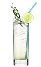 Sourpuss - The Sourpuss drink is made from vodka, Cointreau, lemon juice, lime juice and lemon-lime soda, and served in a highball glass.