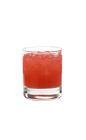 The Tequador drink is made from tequila, pineapple juice, lemon juice and grenadine, and served in an old-fashioned glass.
